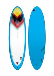 Planche de surf Surfactory EGG 6'8 Arrows