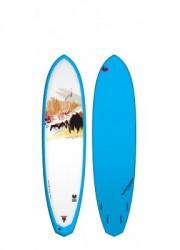 Planche de surf Surfactory Funboard 7'2 Mane Guen