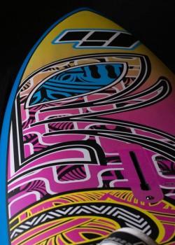 Planche de windsurf nove nove (99) Chameleon Wave