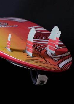Planche de windsurf nove nove (99) Hardcore Wave